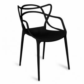 Inspiratie van de Masters-stoel van de beroemde ontwerper Philippe Starck
