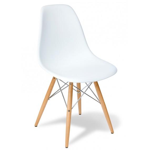 Židle DSWEames Chrome Edition