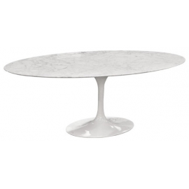 Furmod oválný tulipánový stůl