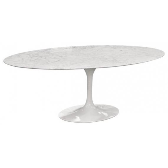 furmod Oval Tulip Table