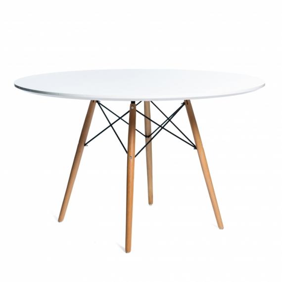 furmod Eames-tyylipöytä (120 cm)