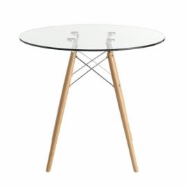 Tisch Lemans Glass (70 cm)