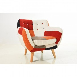 "Sofa Club Patchwork Colors ""1 -Sitzer"""