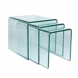 Tisch Plotu Glass