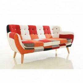 """Sofa Club Patchwork Colors """"3-Sitzer"""""""