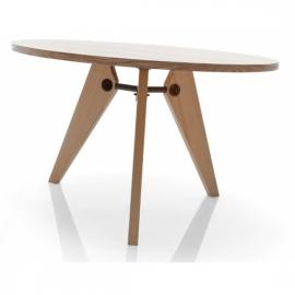 Tisch Gueridon Prouve (100 cm)