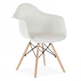 Stuhl James Wood XL Cushion