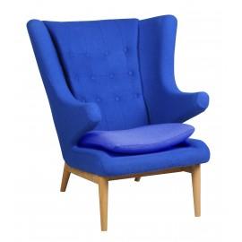Nieuwe editie fauteuil in Papa Bear-stijl