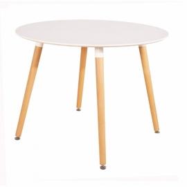 furmod Fox-tyylinen pöytä (pyöreä) 100 cm