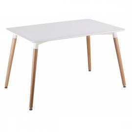furmod Fox Style suorakulmainen pöytä