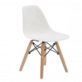 Dřevěná dětská židle Lemans Wood Baby