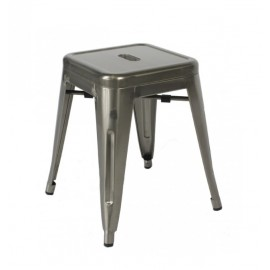 Industriedesign-Hocker Bistro 45 cm Icon Möbel