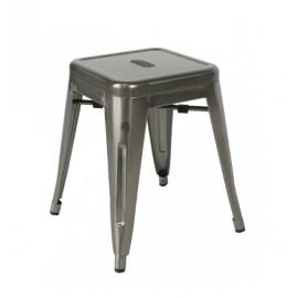 Stołek przemysłowy Bistro Style 45 cm