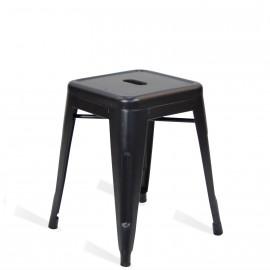 Průmyslová stolička Bistro 45CM mat