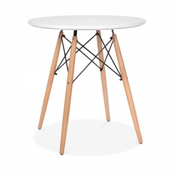 Tisch Rund 70 Cm Durchmesser.Tisch Lemans 70 Cm Rund Esstische