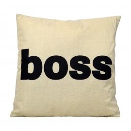 Kissen Boss