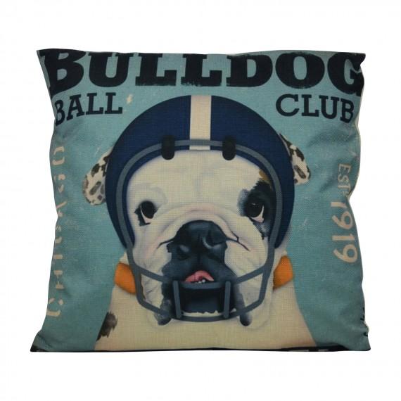 Cojín Bulldog Club