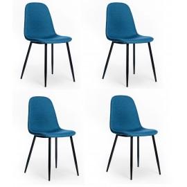 Pack 4 Stühle Madrid