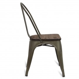 Silla Bistro Wood Antique