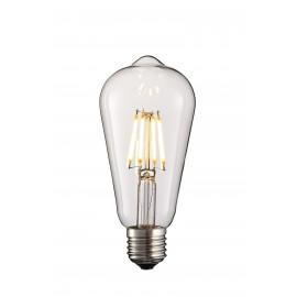 Bombilla LED 4W 4 led con soporte E27 y 220-240V