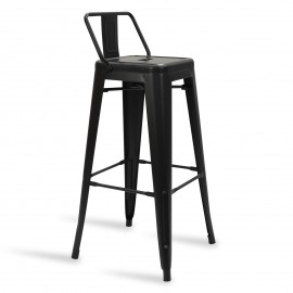 Hocker Bistro Classic Wide LB Matt