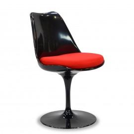 Stuhl Tulip Chair Black
