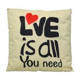 Kissen Love is All