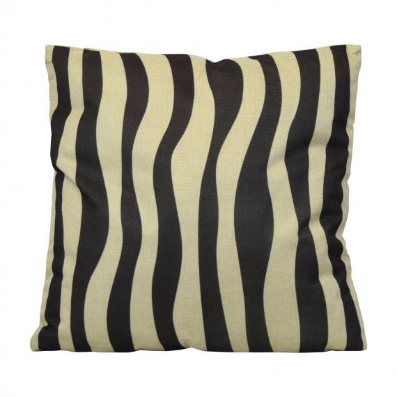 Cojín Zebra de Luxe
