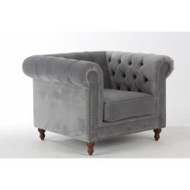 Chester sammet soffa
