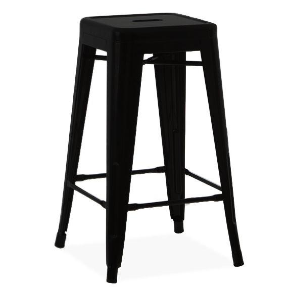 Průmyslová stolička Bistro Style 66 cm