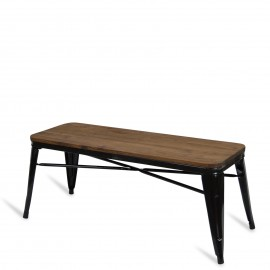 Bank Bistro aus Holz Icon Möbel