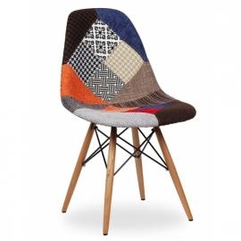 """Patchworková židle """"vysoce kvalitní"""""""