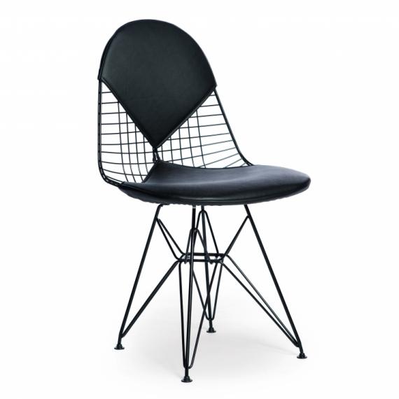 Inspiration Eames DKR-2 Bikini Black Edition