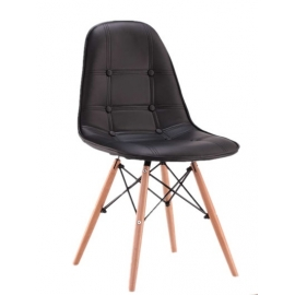 Stuhl Bristol Bezogen - Iconmöbel