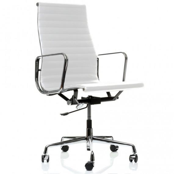 Replika hliníkové kancelářské židle EA119 od společnosti <span class='notranslate' data-dgexclude>Charles & Ray Eames</span> .