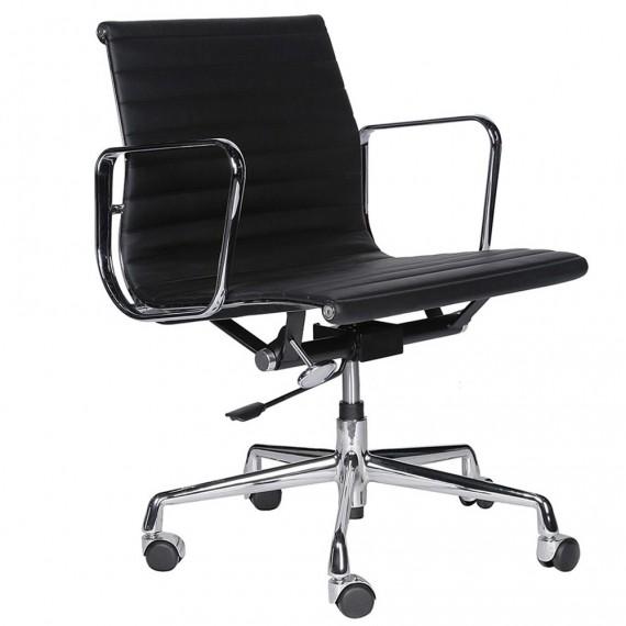 Krzesło biurowe Replica Aluminium EA117 firmy Charles & Ray Eames .