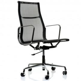 Replica Aluminium EA108 Bürostuhl von Charles & Ray Eames.