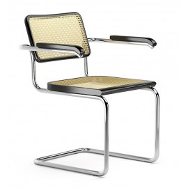 Stuhl Cesca Mit Armelehne