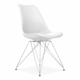 """furmod Krzesło Tower Luxury """"Chrome Edition"""""""