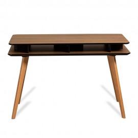 Stół biurkowy w stylu skandynawskim