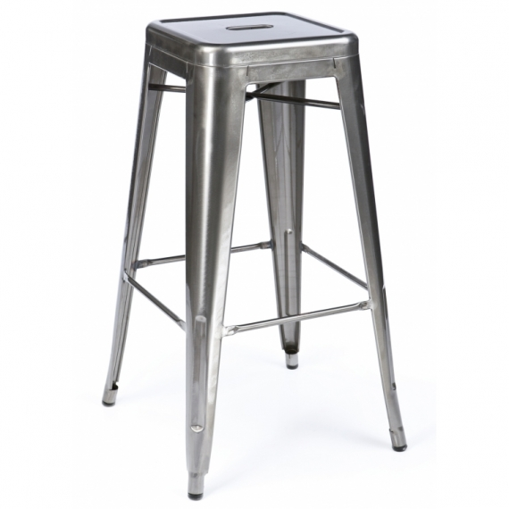 Industriell pall Bistro Style 76 cm
