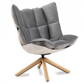 Replica van de Husk design fauteuil van de magnifieke ontwerper Patricia Urquiola