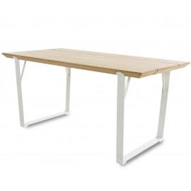 Industrialny stół do jadalni Sophie
