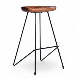 furmod drewniany stołek S