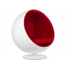 Ball Chair nojatuoli kashmirilla