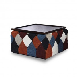 Chesterfield Patchwork Nordic Style Soffbord
