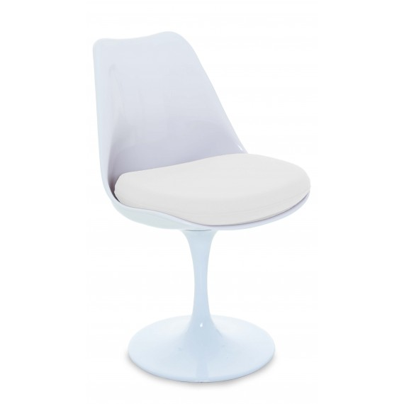 Replika krzesła Tulip autorstwa słynnego projektanta Eero Saarinen