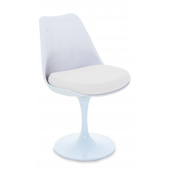 Replica van de Tulip Chair van de beroemde ontwerper Eero Saarinen