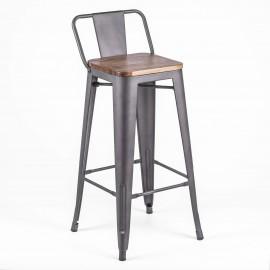 Bistro LB Wood Starožitná Stolička