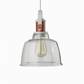 Lampe Etel Transparent